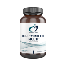 DFH Complete Multi™ with Copper 120 capsules